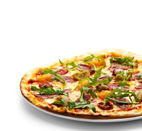 Pizzeria Gardenclub