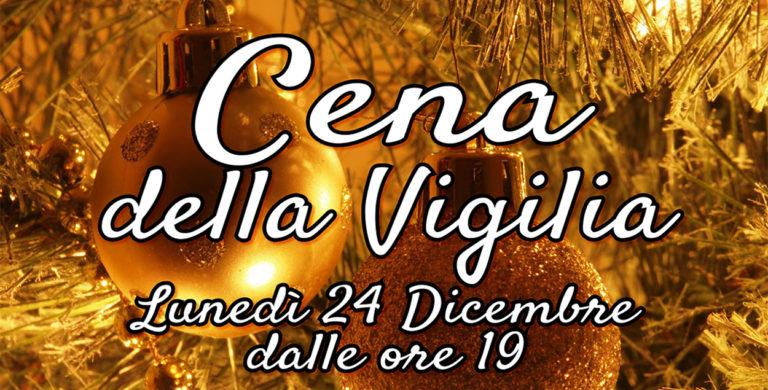 Cena de La vigilia di Natale a La Dolce Lucia copertina