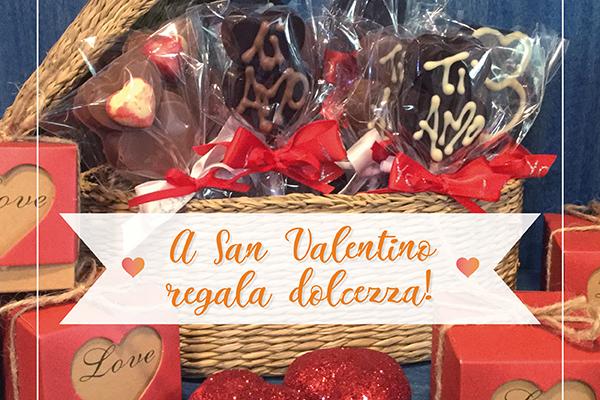 Arisbar cioccolato per san valentino