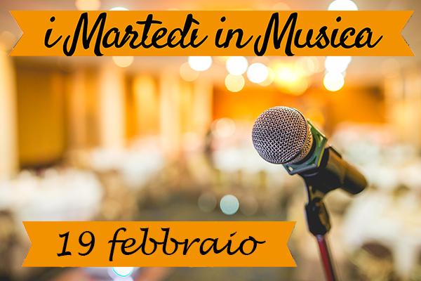 Musica live a la dolce lucia 19 febbraio