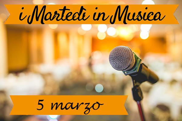musica live a la dolce lucia 5 marzo