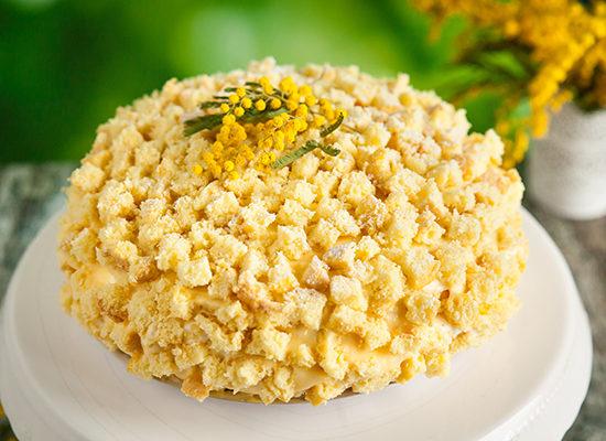 Dolce Mimosa festa donna Arisbar
