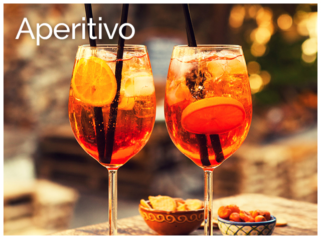Aperitivo home arisbar