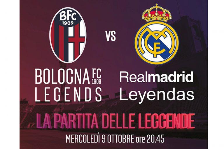 Partita Real Bologna Arisbar copertina