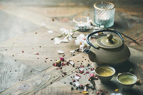 Arisbar-la cerimonia del te