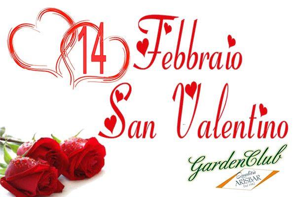 Arisbar san valentino 2020 al GardenClub copertina